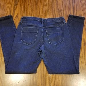 Mossimo Mid-Rise Jegging Crop Size 2/26